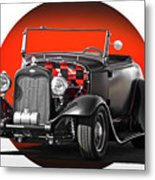 1930 Ford 'red Ball Express' II Metal Print