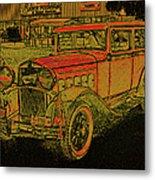 1930 Hudson Metal Print