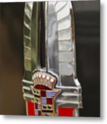 1930's Cadillac Emblem Metal Print