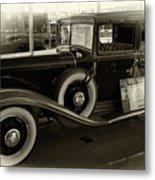 1931 Chrysler  Metal Print