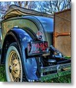 1931 Ford Model A Metal Print