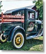 1931 Ford Truck Metal Print