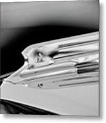 1931 Marmon Sixteen Coupe Hood Ornament 3 Metal Print