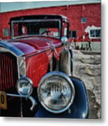 1931 Pierce Arow 3473 Metal Print