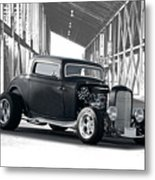 1932 Ford 'deuce' Coupe I Metal Print