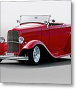 1932 Ford 'love Child' Roadster Metal Print