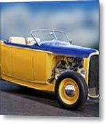 1932 Ford Roadster 'pass Side' L Metal Print