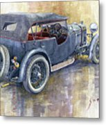 1932 Lagonda Low Chassis 2 Litre Supercharged  Metal Print