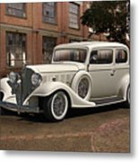 1933 Buick Victoria 'bootleg Beauty' Metal Print