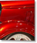 1933 Chevy Custom Roadster Metal Print