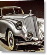 1933 Pierce-arrow Silver Arrow Metal Print