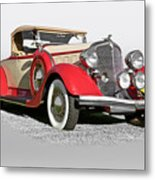 1934 Chrysler Roadster Metal Print