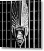 1934 Plymouth Emblem 2 Metal Print