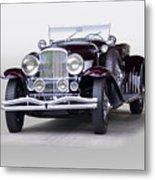 1935 Duesenberg Sj Roadster Metal Print