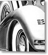 1935 Lasalle Abstract Metal Print