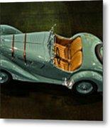 1936 Bmw 328 Roadster Metal Print
