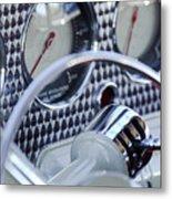 1936 Cord Phaeton Gear Shift Metal Print
