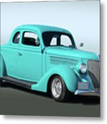 1936 Ford Coupe 1 Metal Print