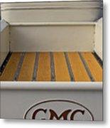 1936 Gmc Pickup Truck 4 Metal Print