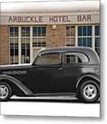 1936 Plymouth Business Coupe II Metal Print