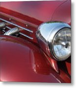 1937 Cord Phaeton In Burgundy Metal Print