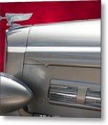 1937 Packard Metal Print