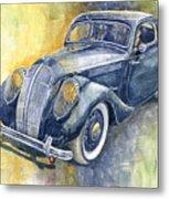 1937 Skoda Popular Sport Monte Carlo Metal Print