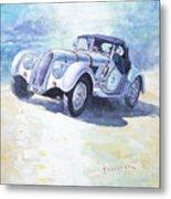 1938 Bmw 328 Roadster Caracciola Gp 2016 Winner Metal Print