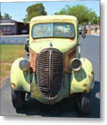 1938 Ford Truck Metal Print