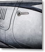 1938 Talbot-lago 150c Ss Figoni And Falaschi Cabriolet Side Door Handle -1511ac Metal Print