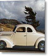 1939 Chevrolet Coupe Metal Print