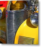 1939 Chevy Metal Print