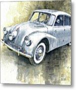 1939 Tatra T87  Metal Print