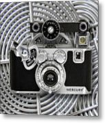 1939 Univex Mercury Camera Metal Print