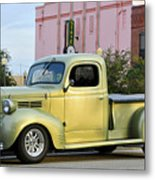 1940 Dodge Pickup Metal Print