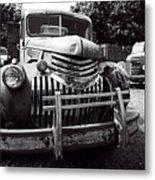 1940's Chevrolet Truck Metal Print