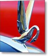 1940's Packard Cormorant Hood Ornament Metal Print