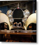 1941 Bugatti Type 41 Royale At The Henry Ford Museum Metal Print