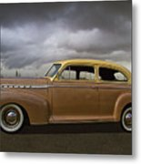 1941 Chevy Special Deluxe Metal Print