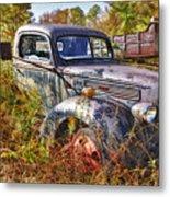 1941 Ford Truck Metal Print