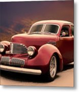 1941 Hollywood Graham Sedan I Metal Print