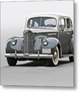 1941 Packard 120 Sedan I Metal Print