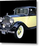 1941 Rolls-royce Phantom I I I  Metal Print