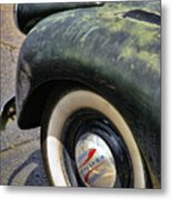 1946 Chevy Pick Up Metal Print