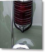 1947 Chrysler Tail Lights Metal Print