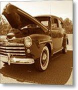 1947 Ford Metal Print