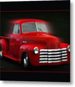 1948 Chevy Pickup Metal Print