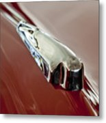 1948 Crosley Convertible Hood Ornament Metal Print