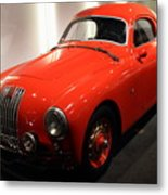 1948 Fiat 1100s - 7d17308 Metal Print by Wingsdomain Art and Photography