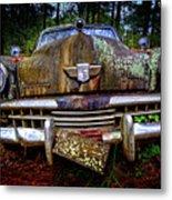 1948 Studebaker Champion Metal Print